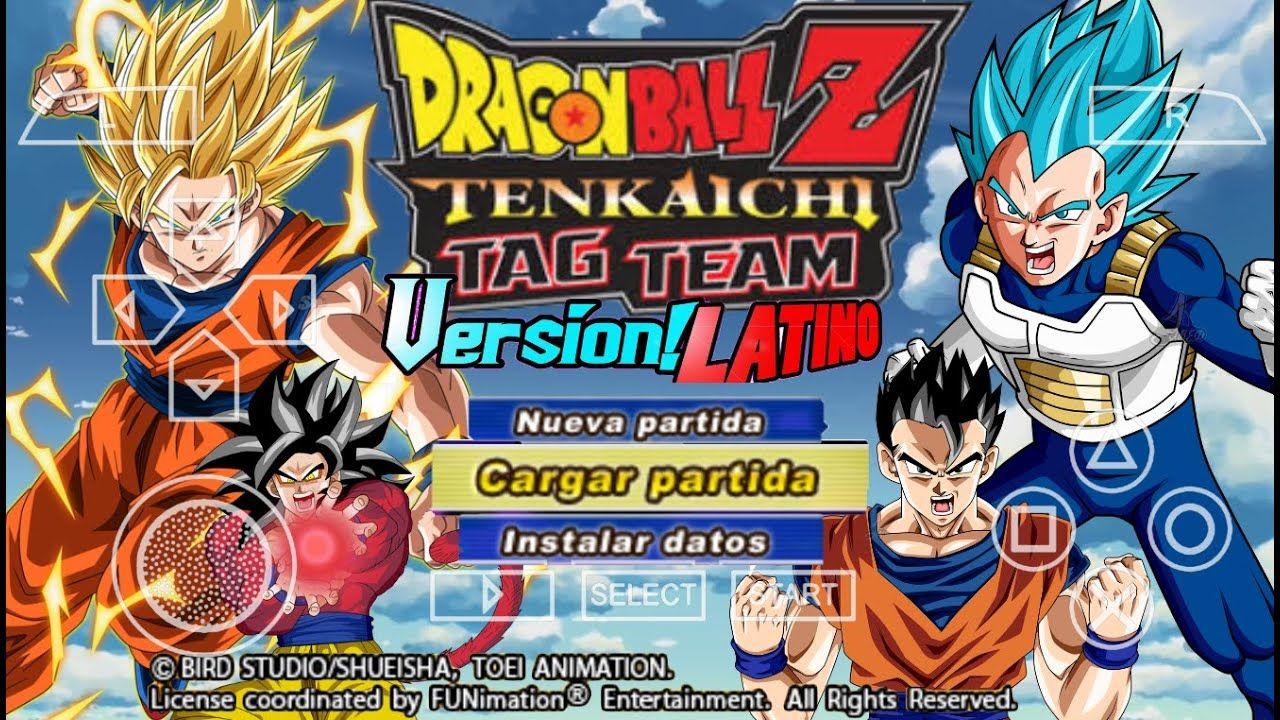 Dbz Ttt Version Latino Mod Iso Beta 4 With Permanent Fix Menu