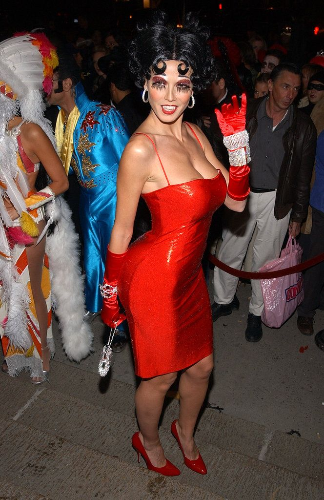 15 Years of Supersexy Celebrity Halloween Costumes ...