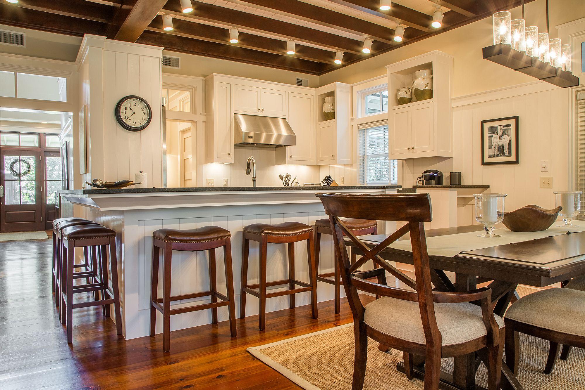 Spacious Kitchen Inspiration Kitchen Island Ideas