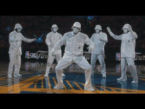 New Jabbawockeez 2016 at NBA Finals - Best dance of the world 2016