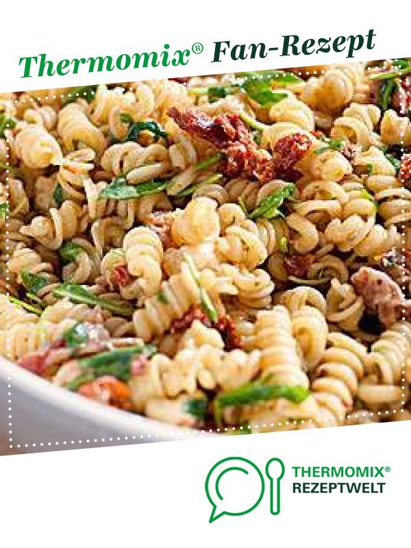 Photo of Mediterranean pasta salad