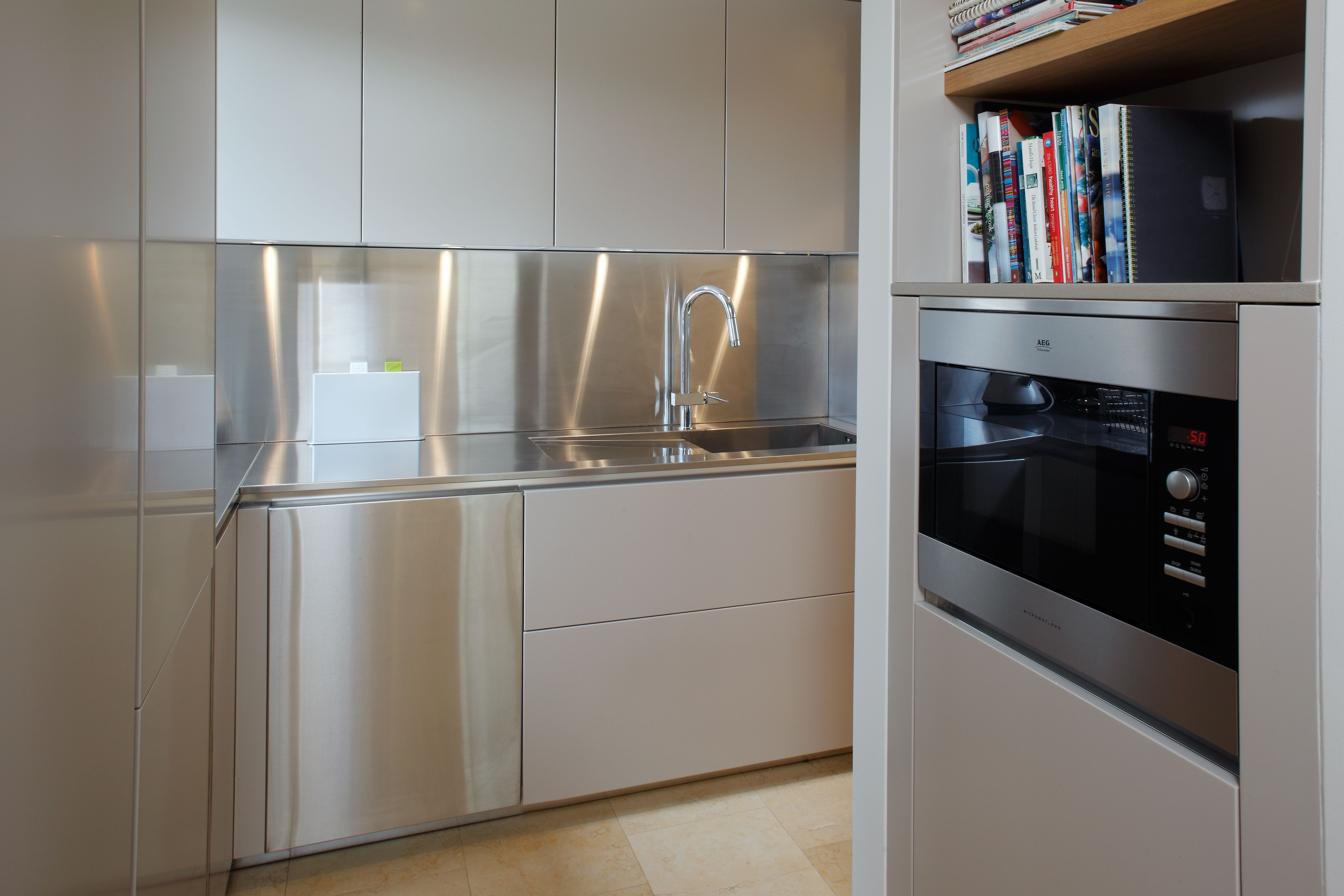 Kitchen scullery designed and Installed by Retreat Design - Saunders ...