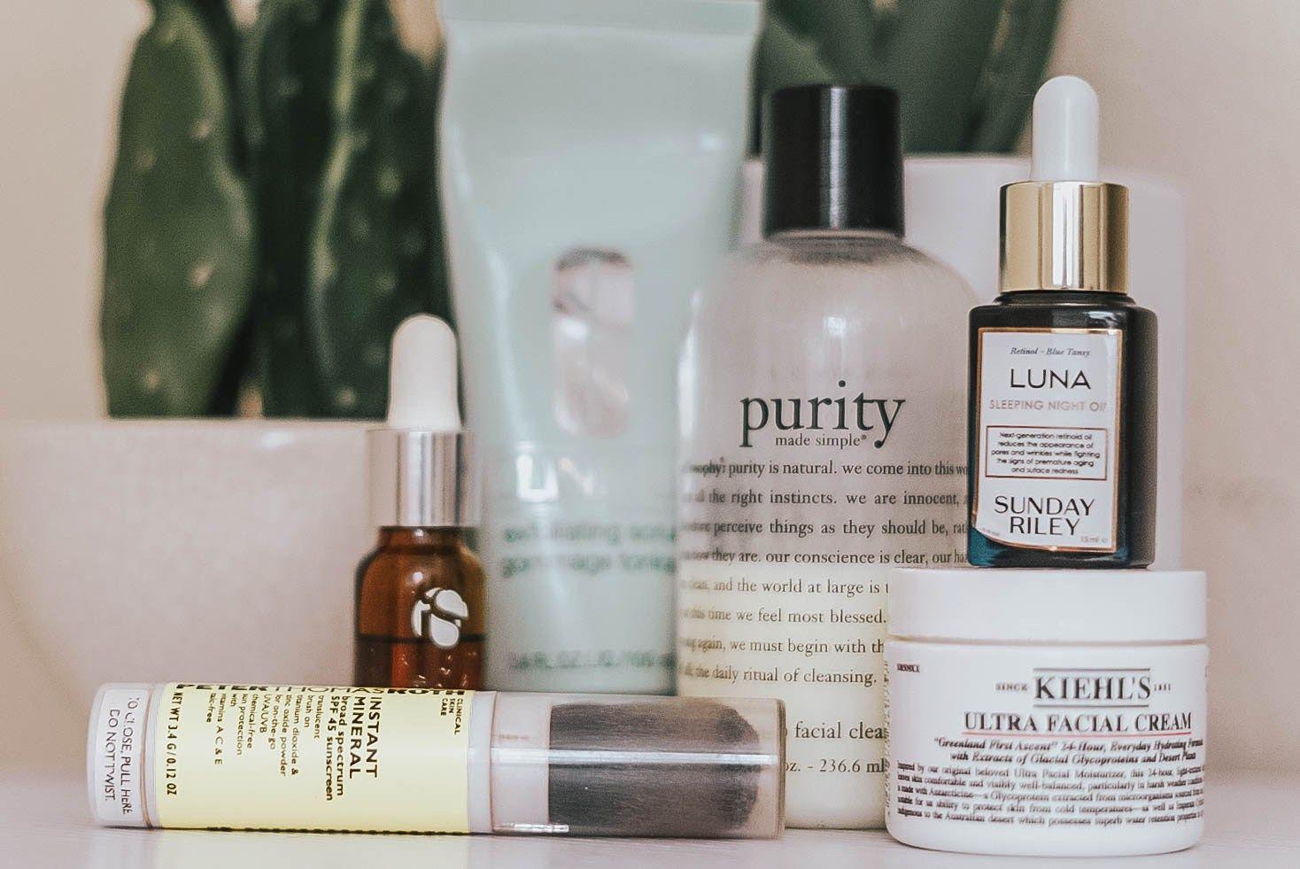 My Simple Skin Care Routine Daytime Skincare Routine