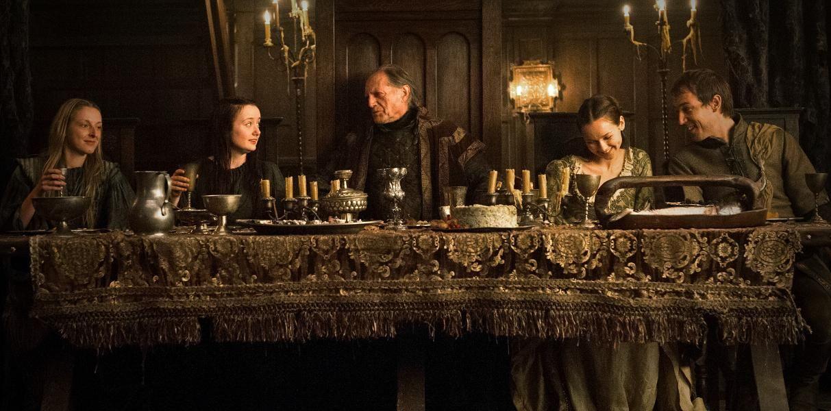 Game Of Thrones Red Wedding Casamento Vermelho Game Of Thrones