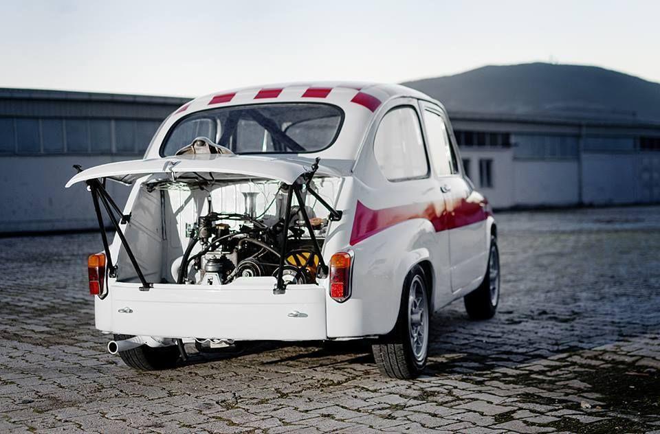 78 Fiat Abarth 850 Tc Replica Fiat Fiat Abarth Coupe