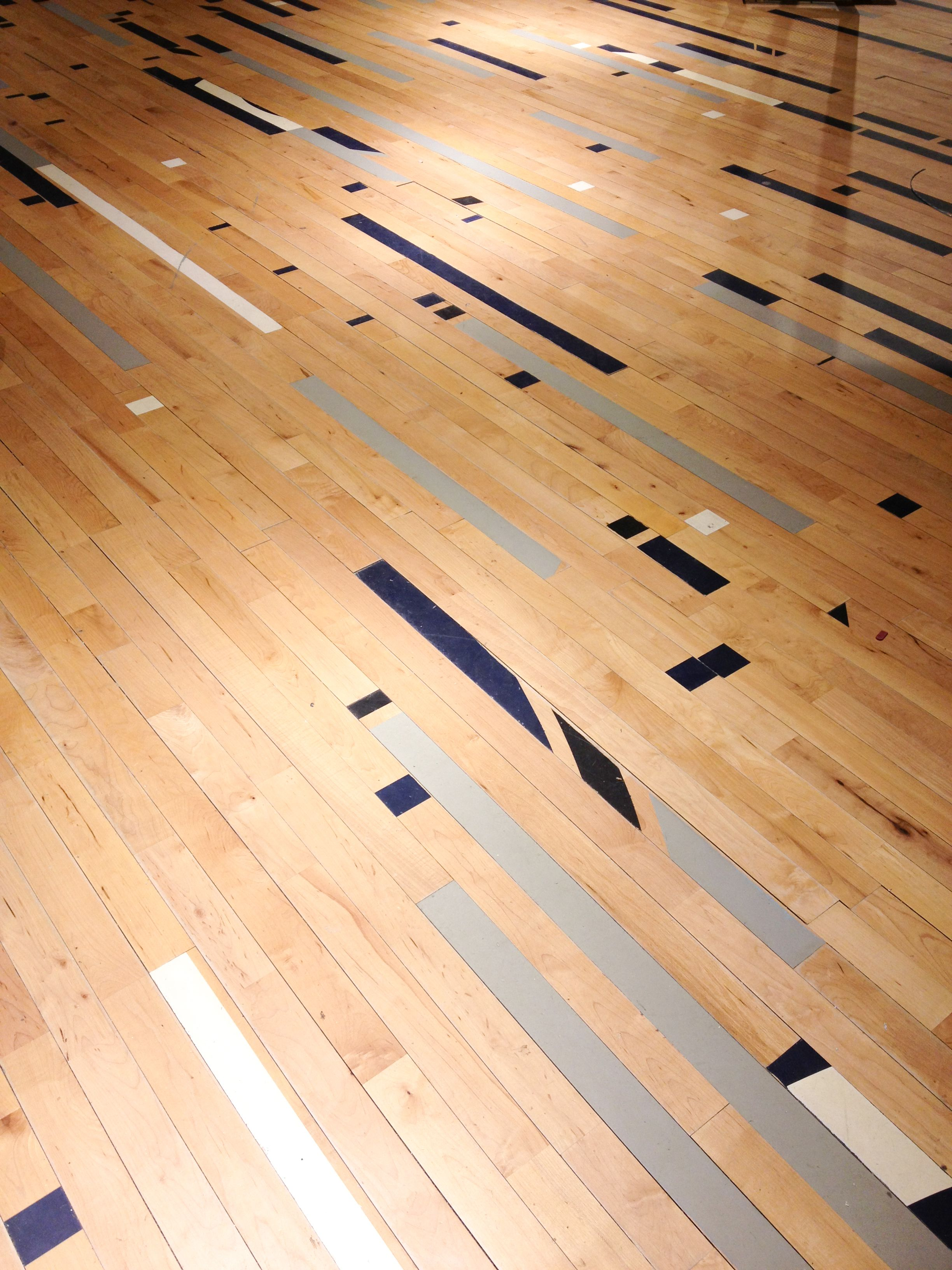 Original Gym Flooring Reclaimed Basketball Courts