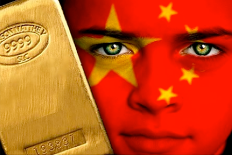 China Can Now Buy World's Gold Reserves Twice Over