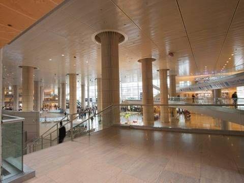 Cerca de 60 imagens ficam em exposição até o fim do ano no Terminal 3 do…