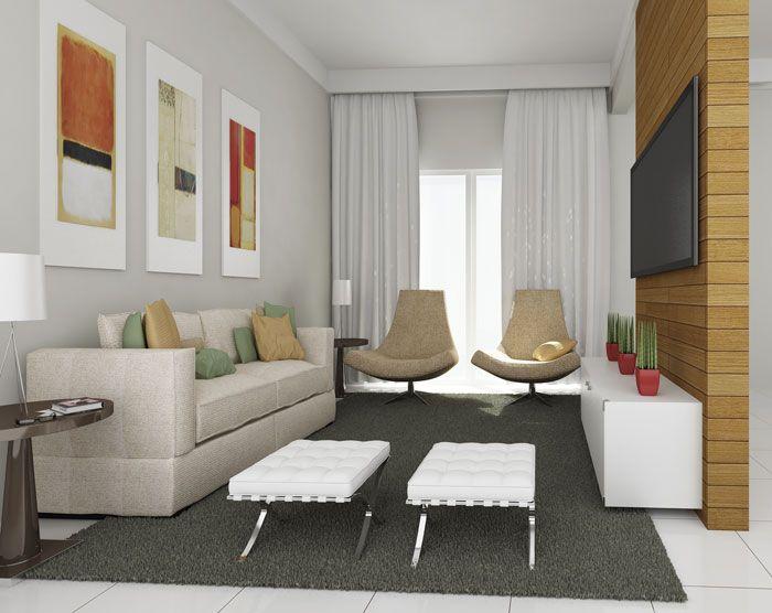 Cada unidade terá 100m²de área no térreo e mais 100m²no piso superior.