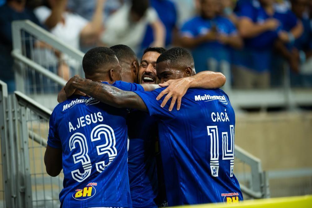 Cruzeiro Vence O Boa Esporte Na Estreia Do Campeonato Mineiro Jogo Do Cruzeiro Brasileirao Serie B Esporte