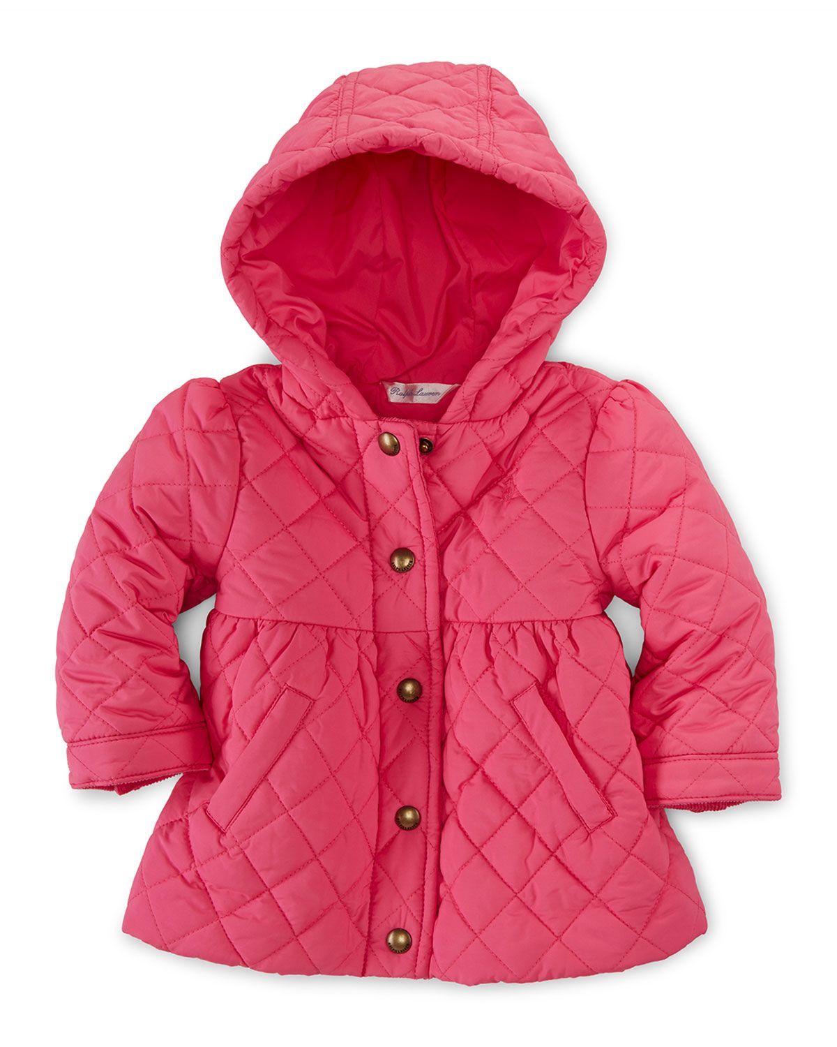 52fa06403 Hooded Quilted Coat