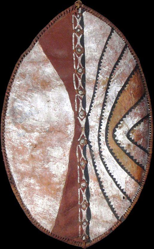Maasai Shield | Kenya | African sculptures, African art