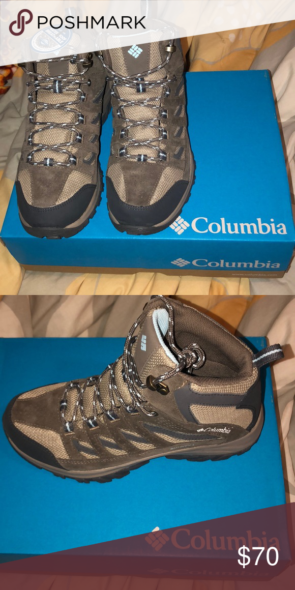 4d3758d9280 Columbia Hiking Boots Brand New, bought off Poshmark but I tried ...