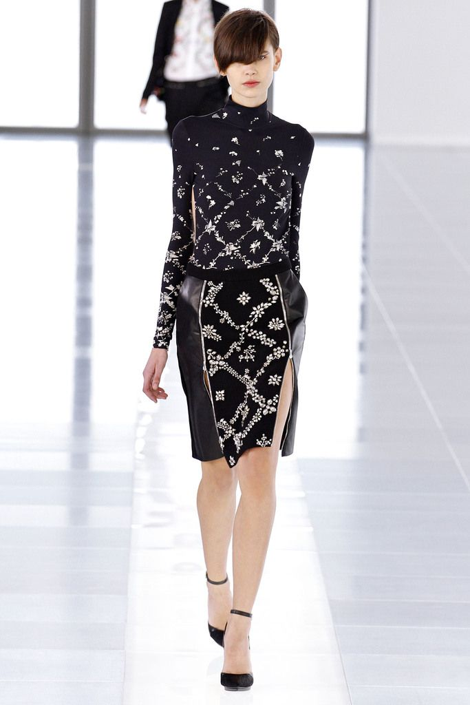 Preen by Thornton Bregazzi Fall 2013 Ready-to-Wear Collection Slideshow on Style.com