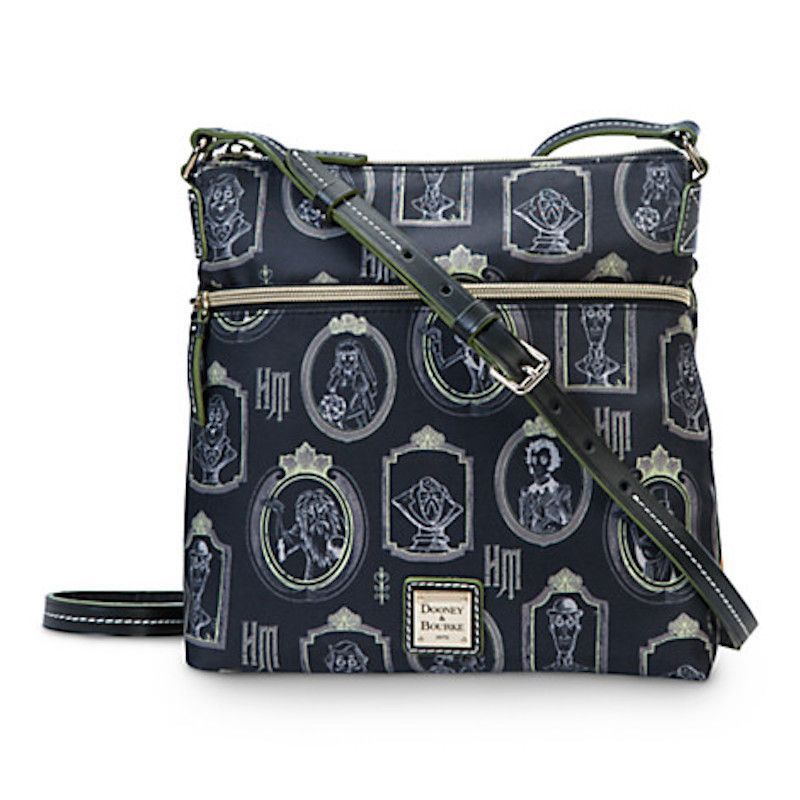 Disney Dooney Bourke Portraits Haunted Mansion Crossbody Bag New With Tags Dooney And Bourke Disney Disney Dooney Dooney