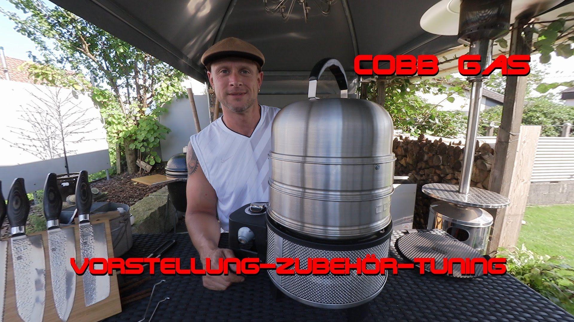 cobb gas grill / vorstellung - zubehör - tuning -tipps | cobb
