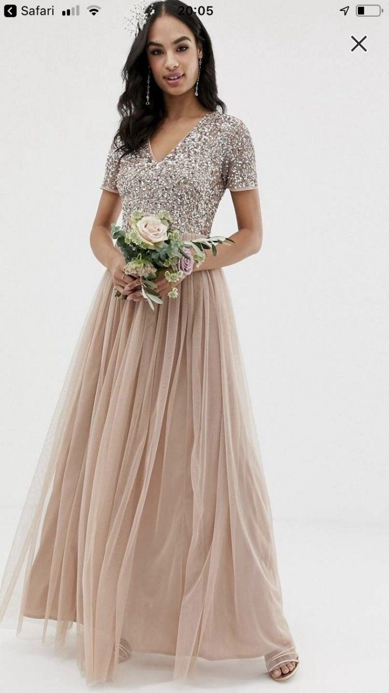 Pin Auf Trauzeugin Kleid