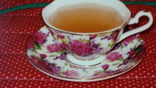 Bom chá e boa porcelana