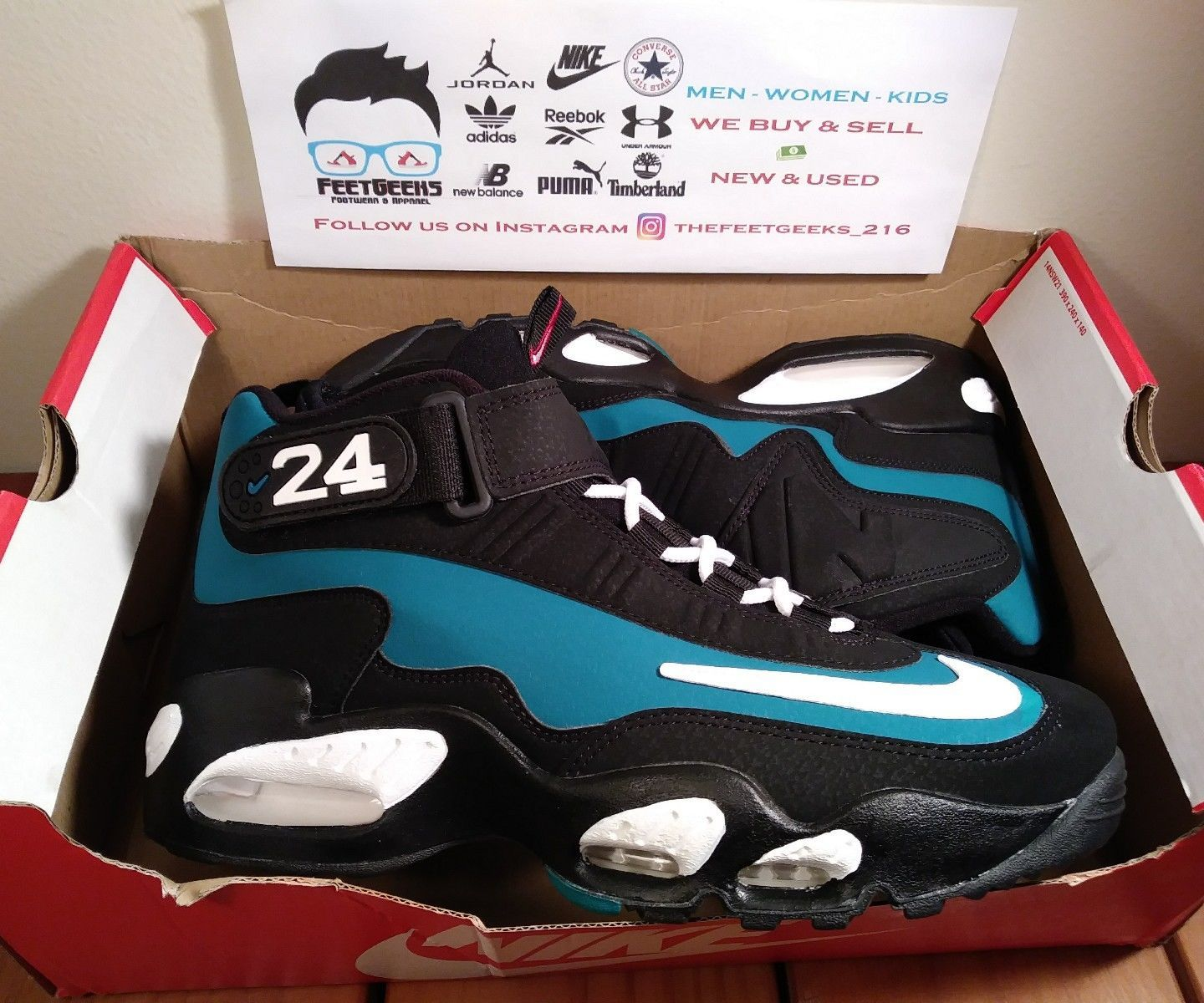 Nike Air Griffey Max 1 Mens Shoes Size 11 New with Box