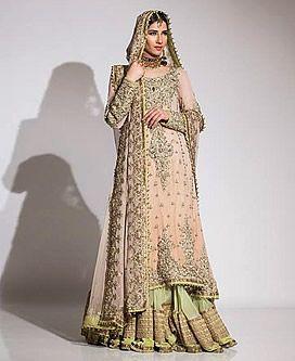 ee0d49b0a Pakistani Bridal Dresses Fahad Hussayn Bridal Sharara Collection Saudi  Arabi Jeddah Dammam Pakistani Wedding Dresses,