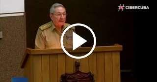 """Raúl: """"La imagen de nuestro pueblo será la de hombres capaces de cumplir con su deber hasta la inmolación"""" - CiberCuba"""