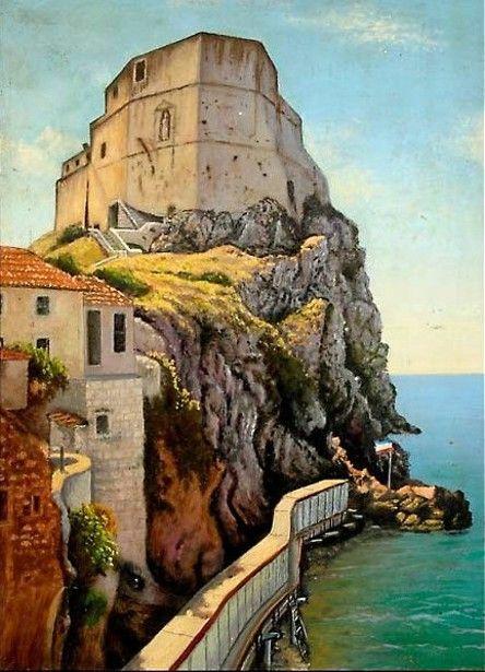 John Warren Doty - Cap-d Antibes