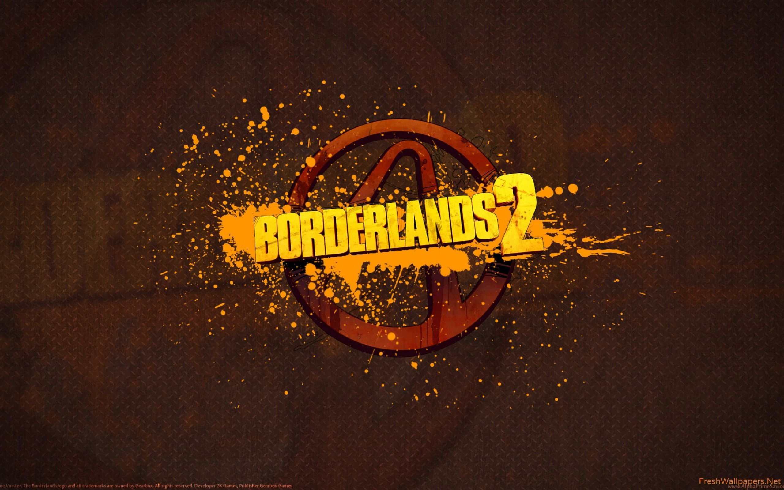 Borderlands Wallpaper Iphone Beautiful Borderlands 2 Logo