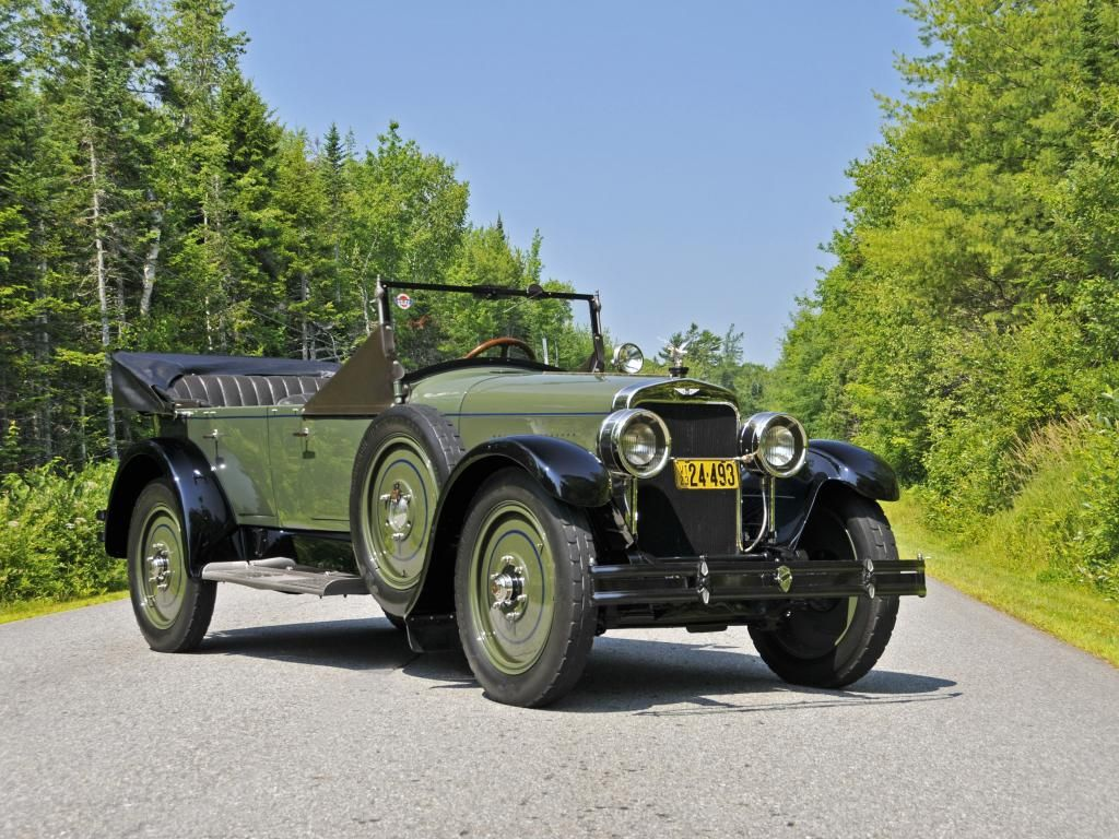 H.C.S. Touring   Obscure Vintage Automobiles From The USA ...
