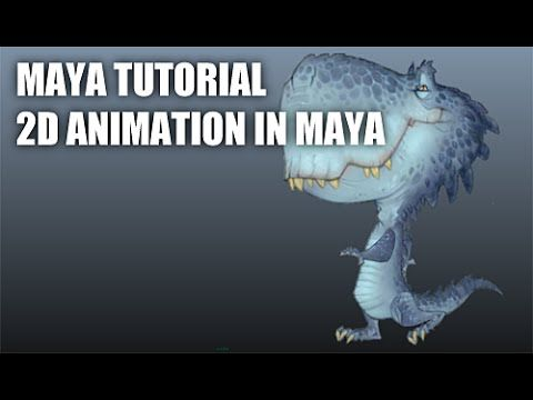 maya 3d animation tutorial pdf