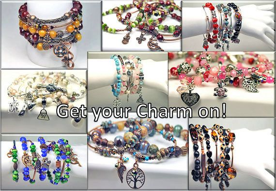 Get Your Charm on by Yvets on Etsy