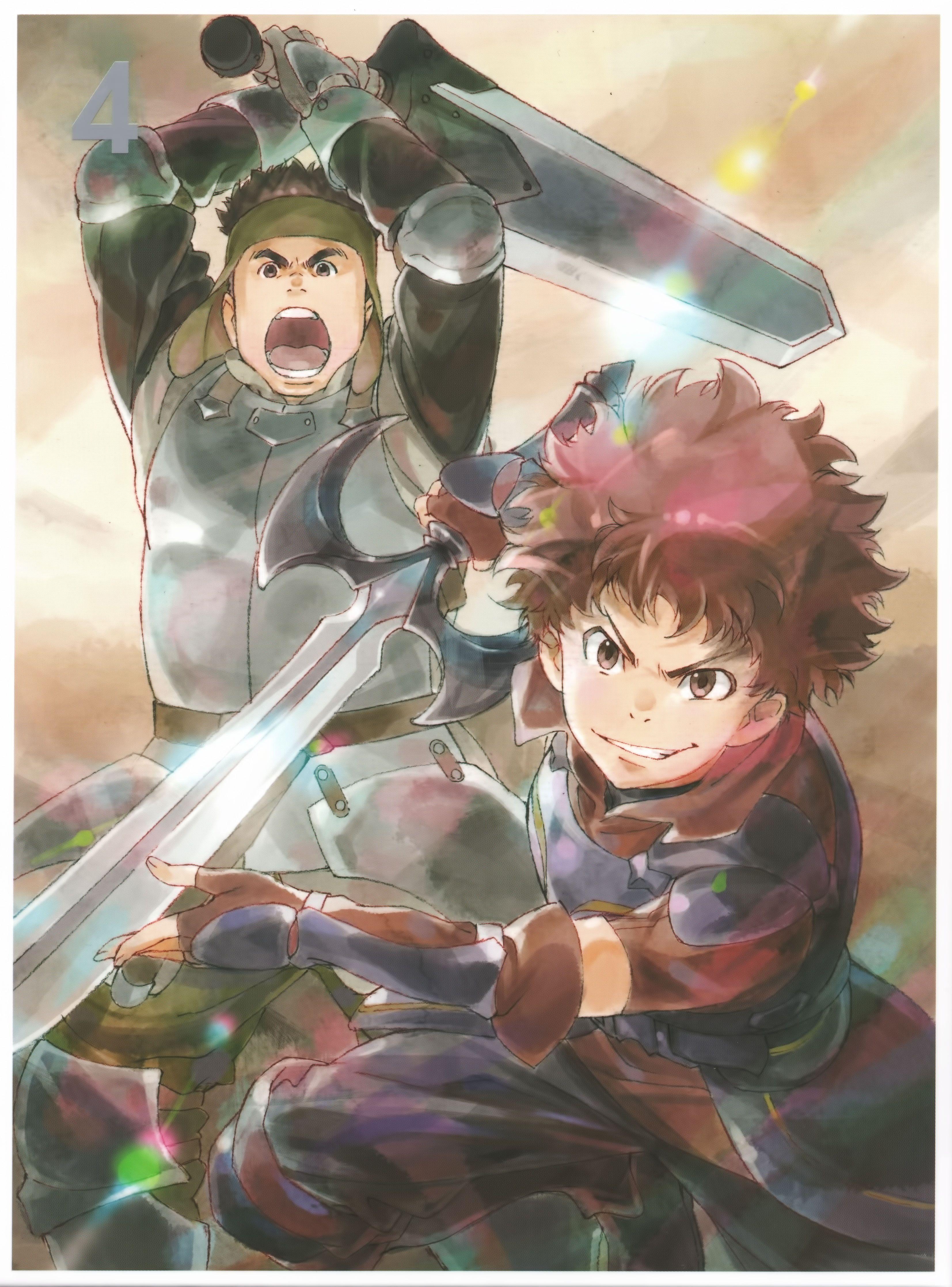 Hai To Gensou No Grimgar 2019356 Zerochan Anime Good Anime Series Popular Anime