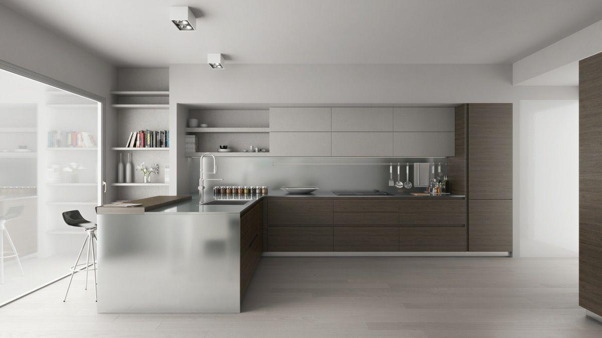 Eine Küche in LForm wählen Tipps zur Planung und