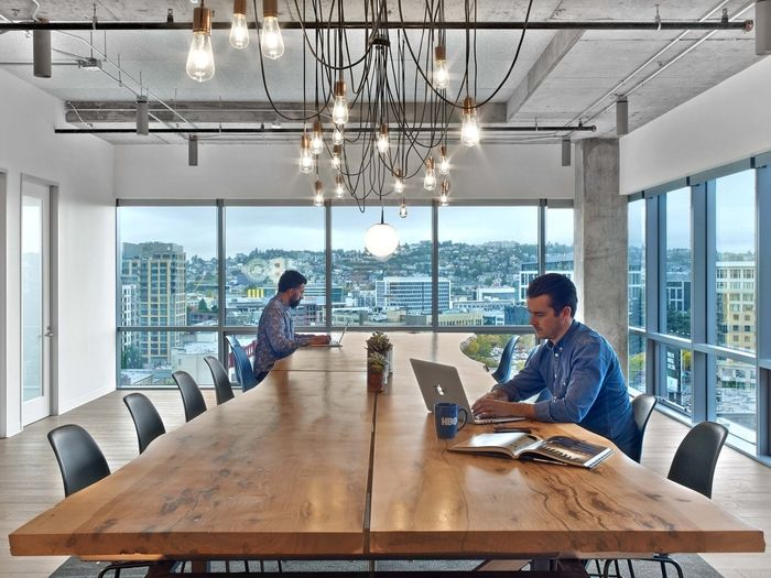 HBO Workspace - Seattle - Office Snapshots | Perfect Workspaces ...
