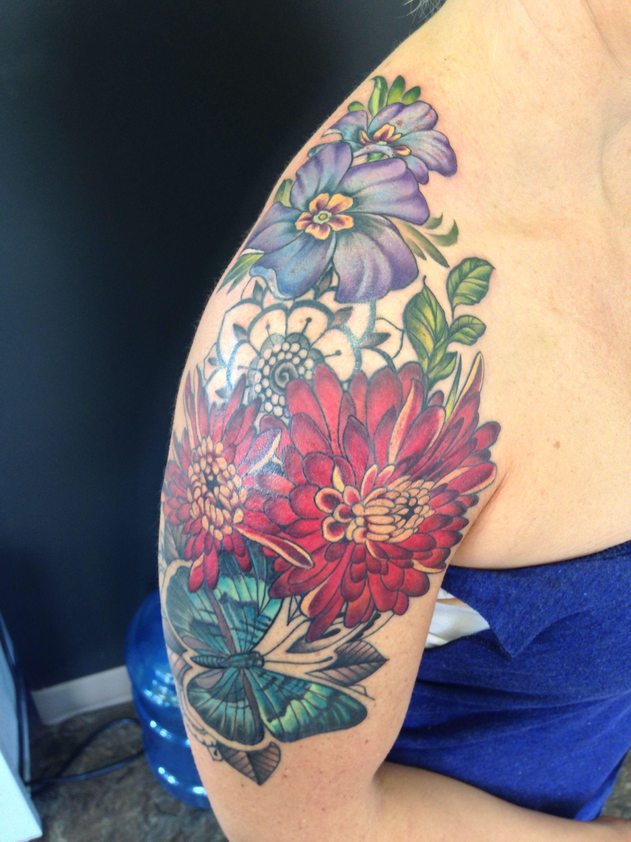 Flowers tattoos flower tattoo flowers