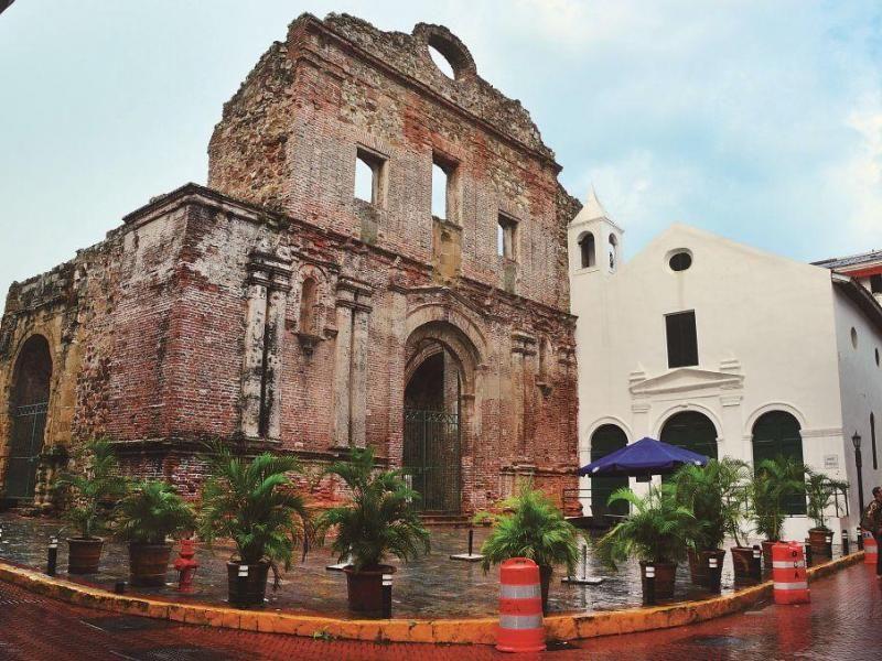 San Felipe, Casco Viejo de la ciudad de Panamá.