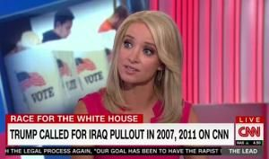 Bill Kristol Taunts Kayleigh Mcenany You Re Embarrassed To Support Trump Kayleigh Mcenany Trump Supporters Embarrassing