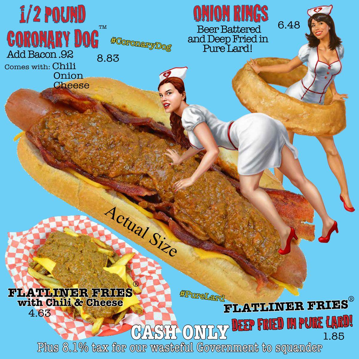 Fast Food Burger Chains Las Vegas