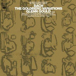 GLENN GOULD / グレン・グールド / J.S.バッハ:ゴールドベルク変奏曲(1955年録音/疑似ステレオ盤)