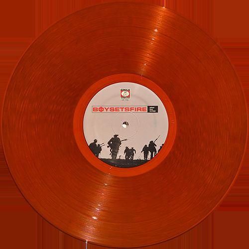 Boysetsfire After The Eulogy Vinyl Records Eulogy Vinyl Art