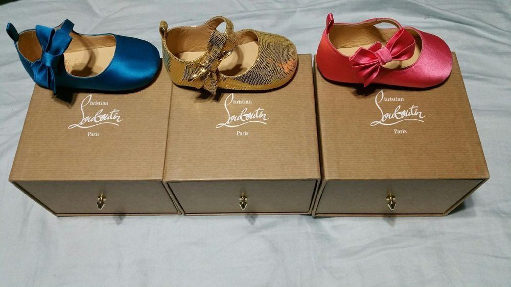 c93d8fffec5 Christian Louboutin Goop satin girls baby shoes collection   ChristianloubotinGoop  Booties