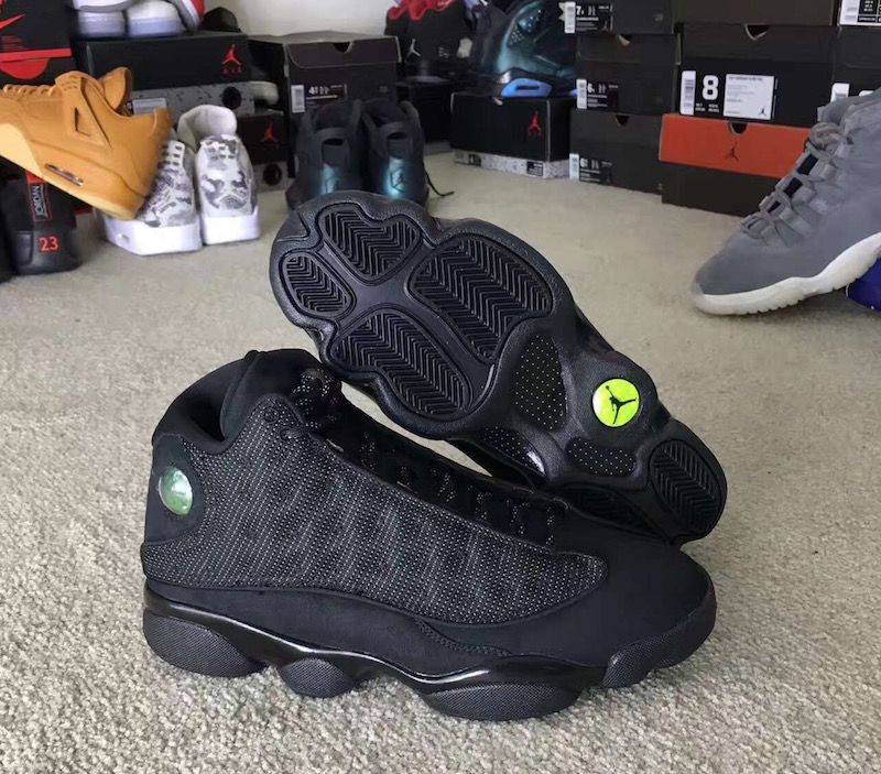 Air Jordan 13 Retro Black Cat  1249b293a