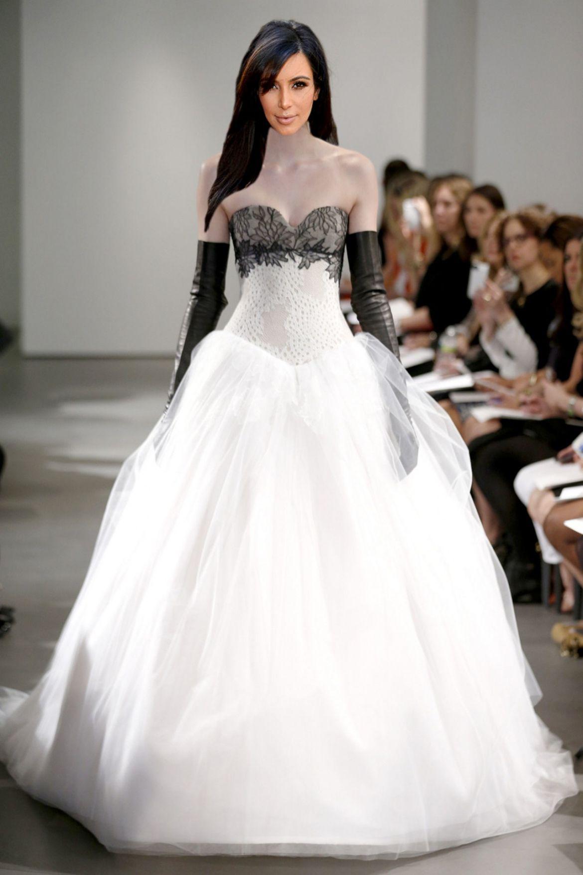 70+ Kim Kardashian Wedding Dress Designer - Plus Size Dresses for ...