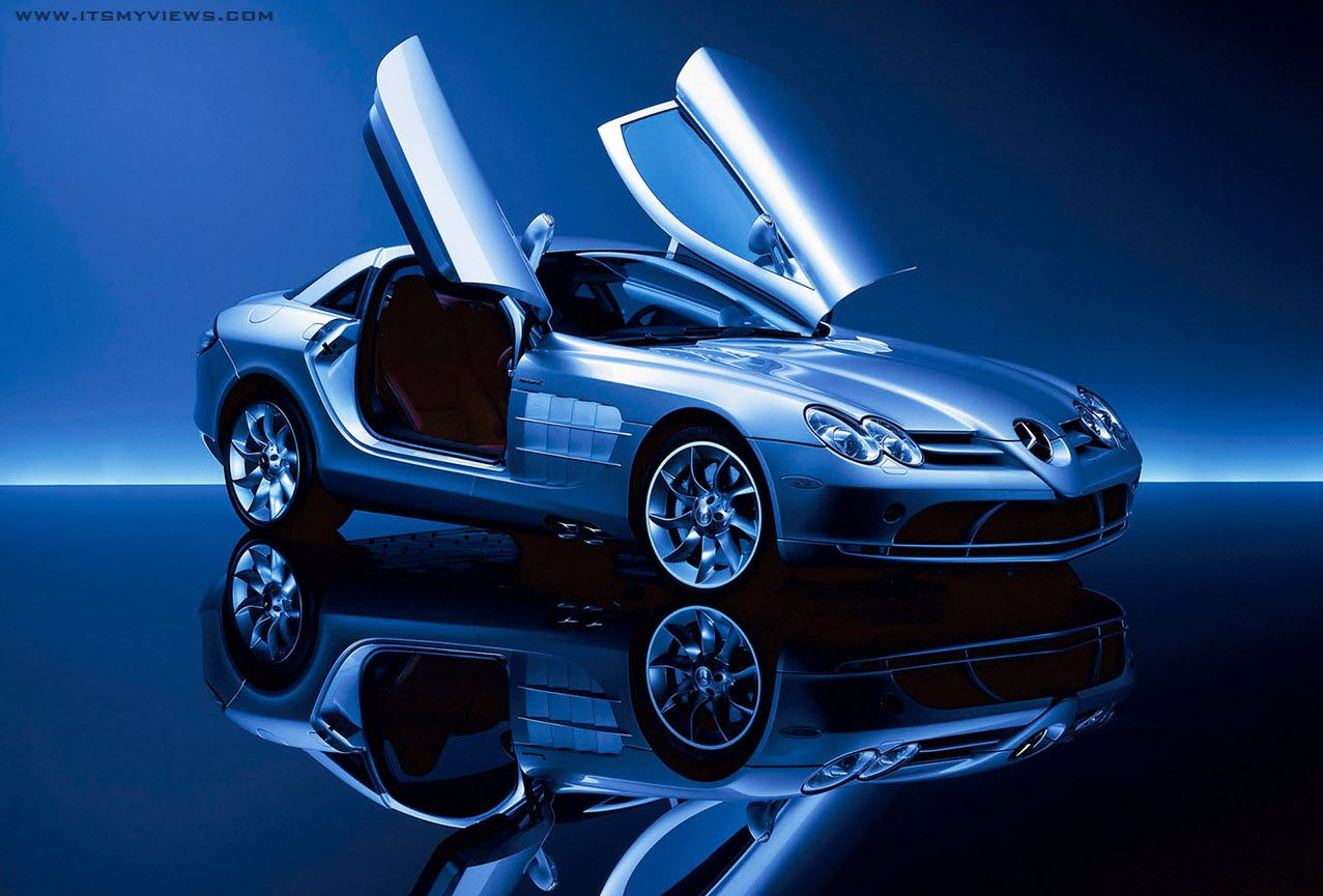 World Best Cars Wallpaper Free Download Slr Mclaren Mercedes