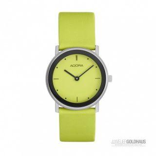 Adora TS-Serie Damenuhr Green 4348