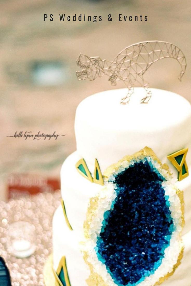 Swell Geometric Dinosaur Dinosaur Birthday Dinosaur Cake Topper Funny Birthday Cards Online Aboleapandamsfinfo