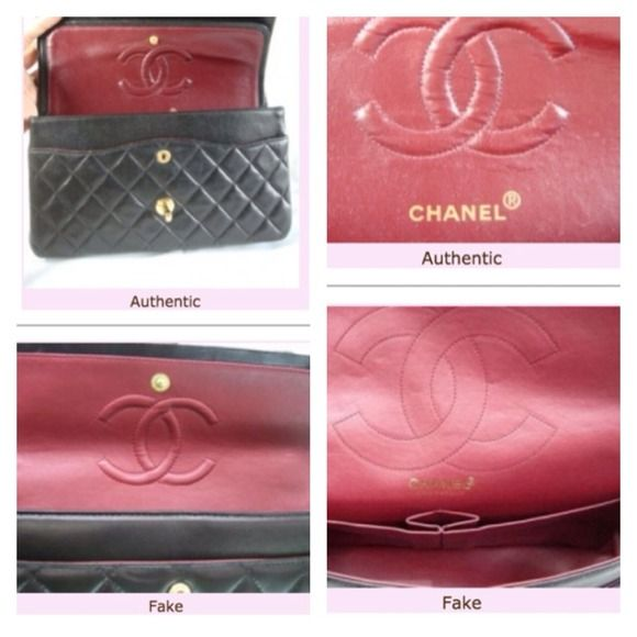 549367f55dd6 M_51ce682f9f9d1e531e0073c2 Chanel Classic Flap, Chanel Bags, Authenticity, My  Bags, Give It To