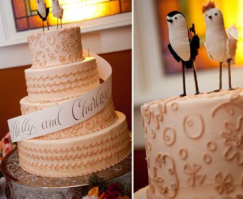 love birds, posted by design sponge.