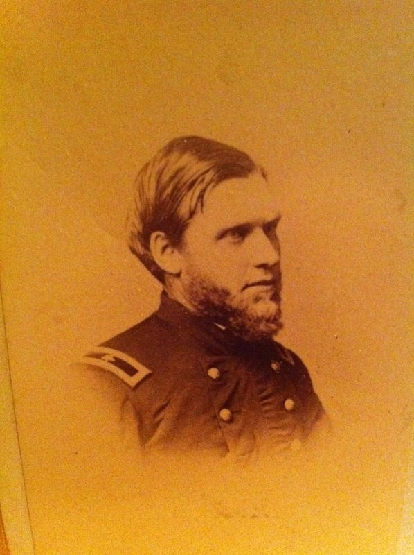 The Handsome Civil War General Lester Willson A U S Civil War Officer In The Union Army Assistant Qu Civil War Generals American Civil War Civil War Photos