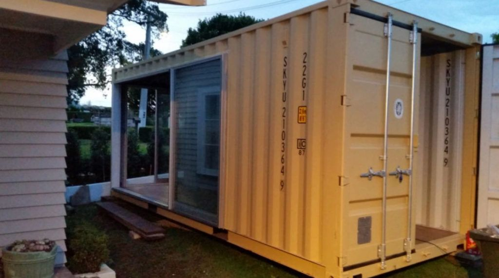 Can I Build A Container Home In California-How Much Does It Cost To Build A  Container House in 2020 | Building a container home, Container house,  Container homes for sale