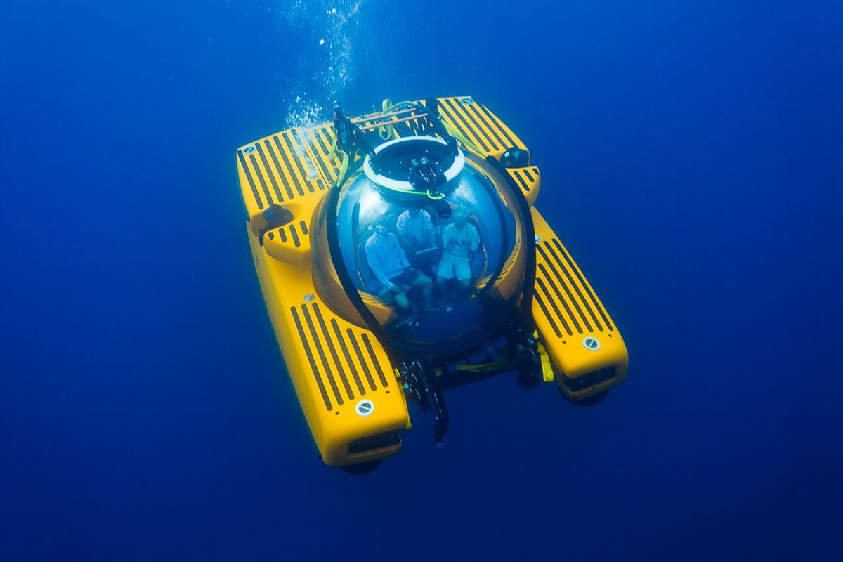Deep Sea Alliance Set To Probe Earth S Final Frontier Submarines Deep Sea Submersible